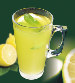 lemon juice for body detoxification
