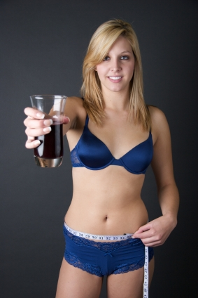 acai weight loss american sexy girl on bikini