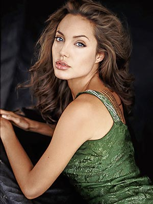 angelina julie beautiful