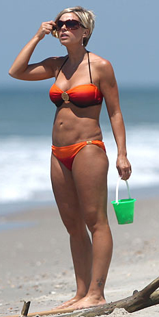 kate gosselin in sexy bikini photo