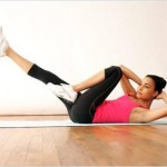 Five Easy Exercises to Tone Down Your Abs